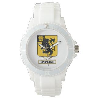 Price Family Crest Wrist Watch