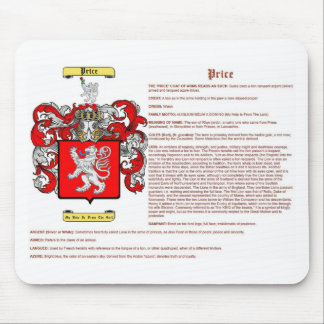 price (meaning) mouse pad
