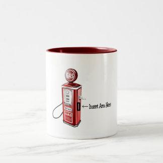 Price Two-Tone Coffee Mug