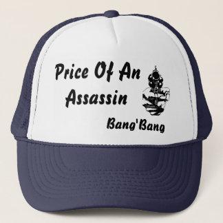 Price Of An Assassin: Bang'Bang hat