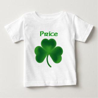 Price Shamrock Baby T-Shirt