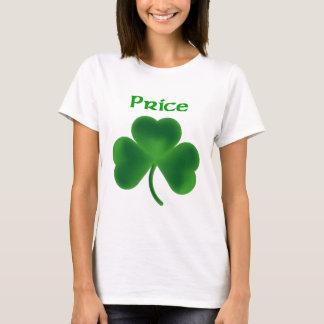 Price Shamrock T-Shirt
