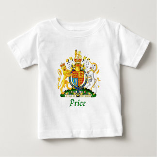 Price Shield of Great Britain Baby T-Shirt