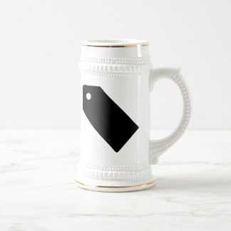 Price Tag Coffee Mug