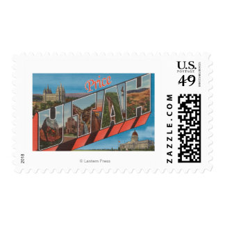 Price, UtahLarge Letter ScenesPrice, UT Postage