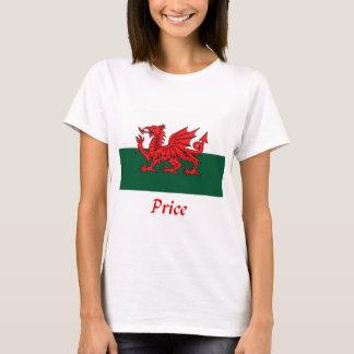 Price Welsh Flag T-Shirt