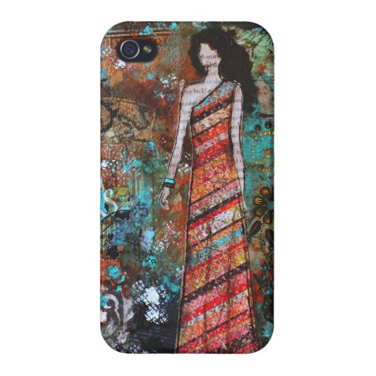 Priceless by Janelle Nichol Case For iPhone 4