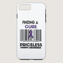 Priceless...Crohn's iPhone 7 Plus Case
