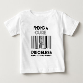 Priceless...Diabetes Baby T-Shirt