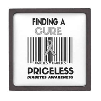 Priceless...Diabetes Keepsake Box