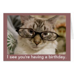 Priceless Expression Birthday Wishes Stationery Note Card