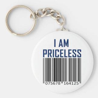 Priceless Full Keychain