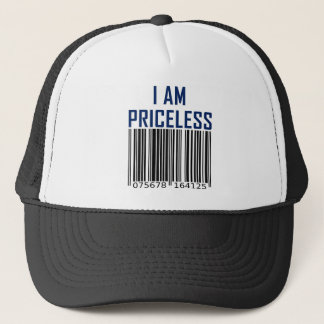 Priceless Full Trucker Hat