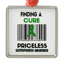 Priceless...Gastroparesis Metal Ornament