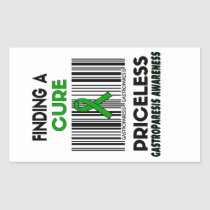 Priceless...Gastroparesis Rectangular Sticker