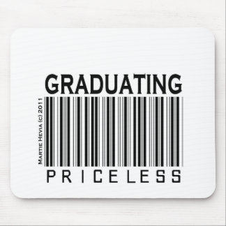Priceless - Graduating Mouse Pad