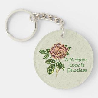 Priceless Love Keychain