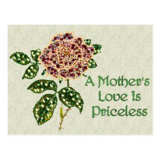 Priceless Love Post Cards