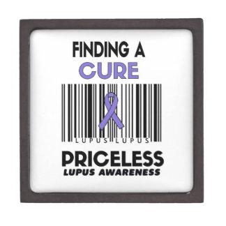 Priceless...Lupus Keepsake Box