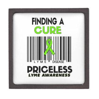 Priceless...Lyme Disease Jewelry Box