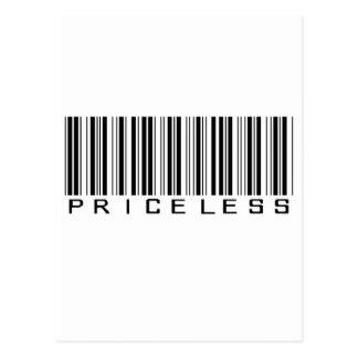 Priceless Post Card