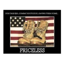 Priceless Postcard