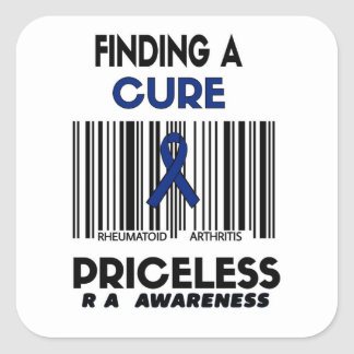Priceless...Rheumatoid Arthritis Square Sticker