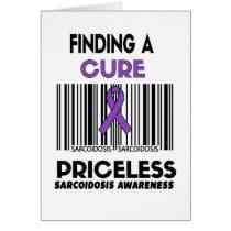 Priceless...Sarcoidosis Card