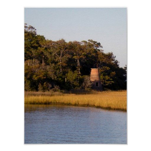 Price's Creek Lighthouse Poster