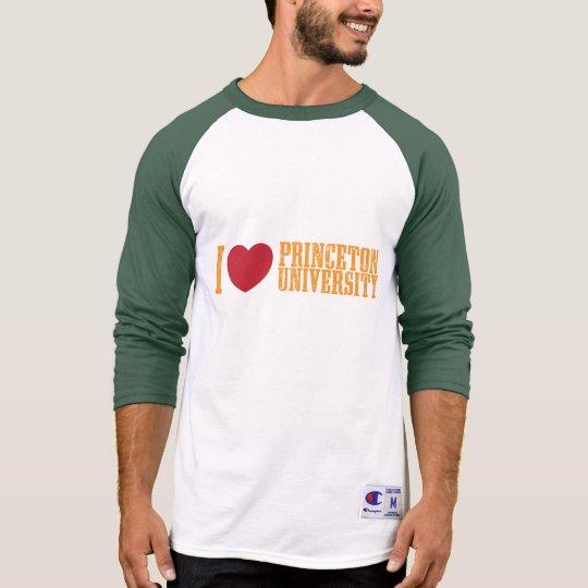 Priceton University round neck T-shirts