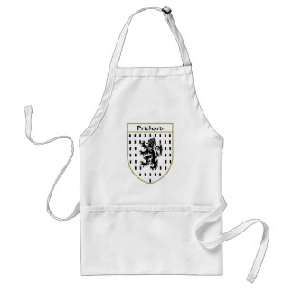 Prichard Coat of Arms/Family Crest Adult Apron