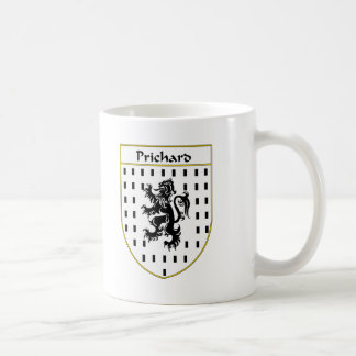 Prichard Coat of Arms/Family Crest Coffee Mug