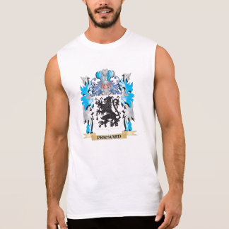 Prichard Coat of Arms - Family Crest Sleeveless Shirt