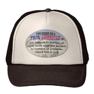 pricipals trucker hat