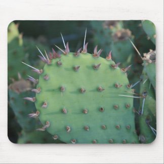 Prickley Pear Pad Mouse Pad