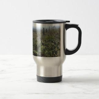 Prickley Pear Travel Mug
