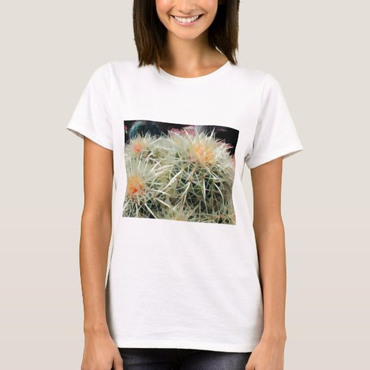 Prickly Barrel Cactus T-Shirt