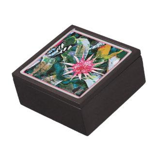 Prickly Bromie Jewelry Box