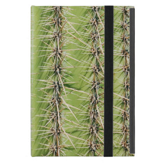 Prickly cactus print ipad mini case
