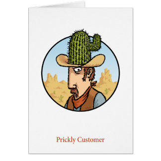 Prickly Customer Card