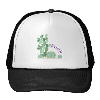 Prickly Trucker Hat