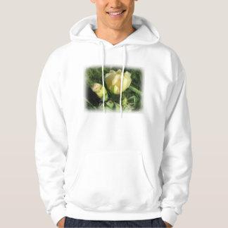 Prickly Pear Cactus Flower Hoodie