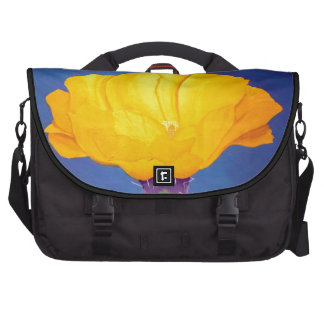 Prickly Pear Cactus Flower Laptop Computer Bag