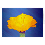 Prickly Pear Cactus Flower Stationery Note Card