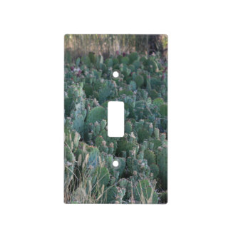 Prickly Pear Cactus Light Switch Cover