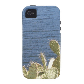 Prickly Pear on the Lake iPhone 4 Cases