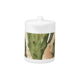 Prickly Pear Teapot