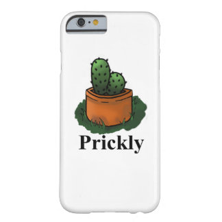 Prickly phone case