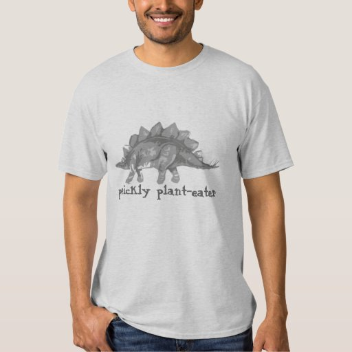 prickly plant-eater t shirt