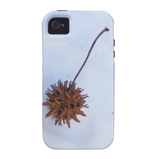 Prickly Seed ~ iPhone 4 CaseMate Tough Vibe iPhone 4 Covers